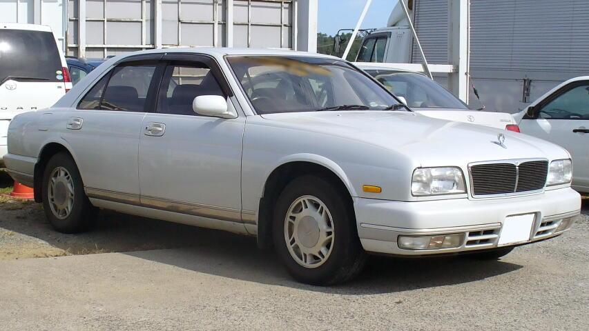 FY32型シーマ
