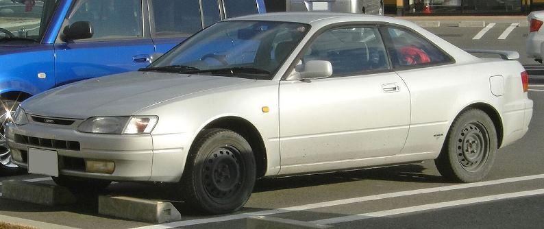 トヨタカローラレビンAE110